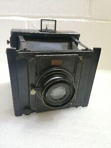 Vintage C P Goerz Folding Plate Press Camera goerz anastigmat celor 150mm #259