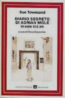 Diario segreto di Adrian Mole di anni 13 e 3/4 - Mondadori scuola