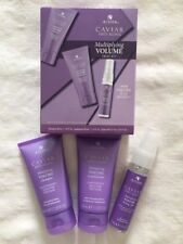 New:Alterna Caviar Multiplying Volume Shampoo/Conditioner/Styling Mist Mini Trio