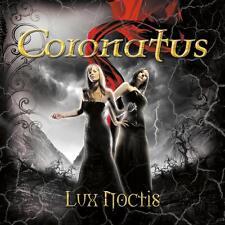 CORONATUS Lux Noctis CD (Female-Fronted Gothic Metal) - 200558