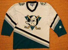1998 - 1999 Mighty Ducks of Anaheim, Vintage NHL jersey by Starter, Medium
