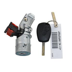 Fit Renault Clio Modus Master Trafic KANGOO Ignition Lock Barrel Switch Starter