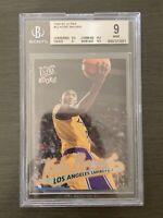 1996 Fleer Ultra Kobe Bryant #52 BGS 9 (Not PSA SGC) Lakers Sub 9.5 Rookie HOF