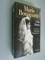 CELIA BERTIN- MARIE BONAPARTE- ED PERRIN- 2004