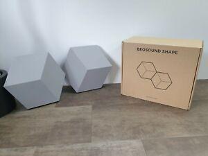 GENUINE Bang & Olufsen / B&O BeoSound Shape Covers - Wild Dove Grey - RRP £110
