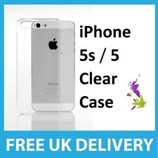 Crystal Clear Case Cover for iPhone 5 - Ultra Thin