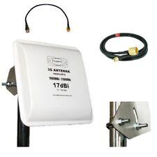 Antena de banda ancha móvil Huawei Antena Booster CRC9 E3131 E353 E367 E160 E169 3G