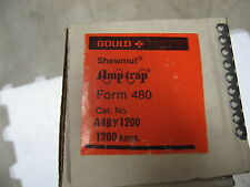 Gould Shawmut  FORM 480 A4BY1200 Amp-Trap Class L limiting fuse 600 VAC 1200 AMP