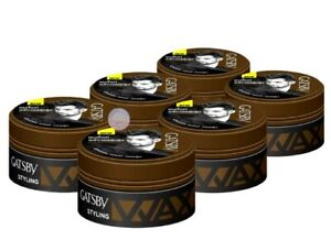 12X Gatsby Extreme&Volume Hair Styling Wax for Men curly hair styling products