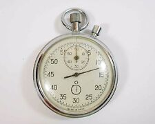 AGAT Russian USSR mechanical STOP WATCH 16 JEWELS (a09)