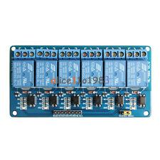 6 Channel 5V Relay Board Module Optocoupler LED for Arduino PiC ARM AVR
