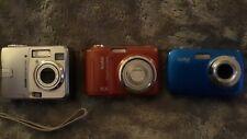 3x Camera bundle