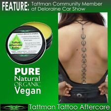 Tattoo Ointment, Balm. Australia's Premium Hand Made, Daily Aftercare.100% Pure