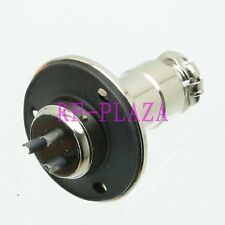 Aviation Plug M16 16mm 3pin male Flange O-Ring for Panel Chassis Metal