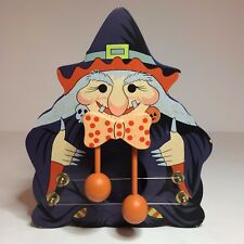 Halloween Witch Door / Wall Chime