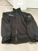 Columbia Jacket Womens Size Medium Titanium High Perfomance Full Zip Coat