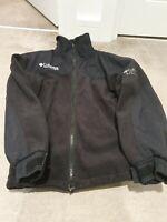 Columbia Jacket Womens Size Medium Titanium High Perfomance Full Zip Coat