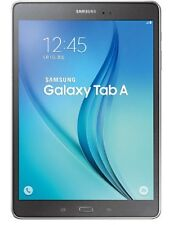"Samsung Galaxy Tab A, 8"" 16GB WiFi Black 1.2Ghz Quad Core, 2 GB Ram SM-T355Y"