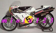 1/12 - SUZUKI RGB500 - LUCCHINELLI - World Champion 1993 - [ Altaya - IXO ]
