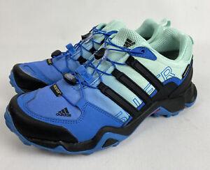 Adidas Terrex Swift R GTX Gore Tex womens size 8 waterproof Shoes Sneaker Hiking