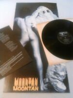 GOLDEN EARRING - MOONTAN LP + INSERT EX (+) !!! UK 1ST PRESS TRACK GATEFOLD A1