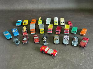 RARE Matchbox 1960 Custom Redlines Johhny Lightning FERRARI TRUCK BP CARS MAKO