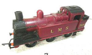 TRIANG HORNBY R52 CLASS 3F JINTY LMS GLOSS MAROON 00 GAUGE (3)