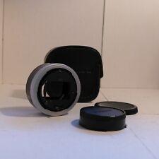 Canon Extention Tube FD 25 caps case