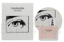 Calvin Klein Women 3.4oz / 100ml Eau De Parfum Spray NIB Sealed For Women