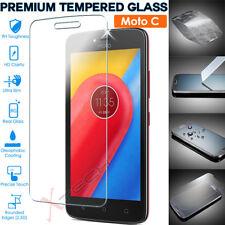 Genuine Tempered Glass Invisible Screen Protector Cover for Motorola Moto C