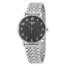 Tissot T-Classic Everytime Rhodium Dial Unisex Watch T1094101107200