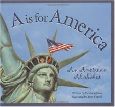 A is for America by Devin Scillian
