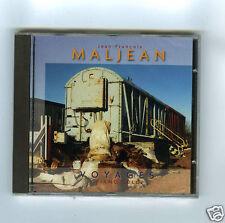 CD NEW JEAN FRANCOIS MALJEAN VOYAGES