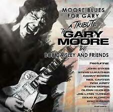 BOB DAISLEY AND FRIENDS - MOORE BLUES FOR GARY (CD)