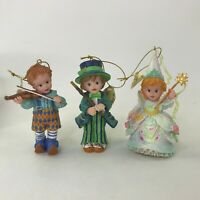 Ashton Drake Heirloom Ornaments The Wonderful Wizard of Oz Munchkin Witch North