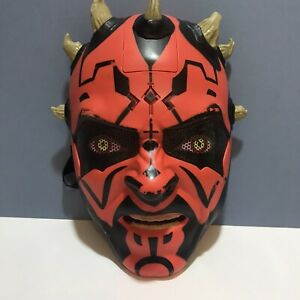 Star Wars Darth Maul Mask by Hasbro 2011