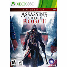 Assassin's Creed: Rogue Limited edition Xbox 360 Brand New Fast Ship! (X2-2024)