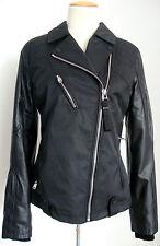 G-LAB Destiny Biker Jacket chaqueta señora motorista style Black talla s nuevo con etiqueta