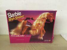 1994 Barbie High Stepper Horse No. 11766 Mattel Nos Vintage