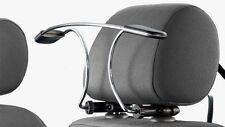 Volkswagen Clothes hanger Silver Metal Car Hanger Auto Seat Headrest Genuine