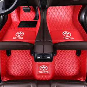 FIt  Toyota 4Runner-86-Camry-Corolla-Highlander-Prius-RAV4-Tundra-Car Floor Mats