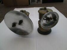2 VINTAGE PREMIER CARBIDE LAMPS