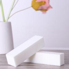 2pcs Acrylic Nail Files Buffer Sanding Buffing Block Nails Cleaner  Tool