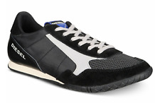 Diesel men's black shoes Size 8.5 US  and size 9 US available