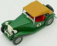 Matchbox Models of Yesteryear 1/35 Scale 1945 MG TC MGTC Y-8 with Box