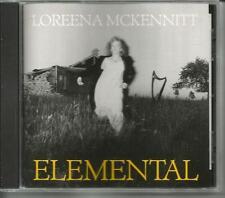Elemental [CD-ROM] by Loreena McKennitt (CD, Jan-1994, Quinlan Road)