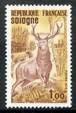 STAMP / TIMBRE FRANCE NEUF LUXE N° 1725 ** SOLOGNE / FAUNE