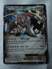 RARE POKEMON CARD - Steelix EX - 67/114 - Mint