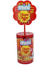 50 X Mini Chupa Chups the best of Cola Fruit and creamy (50x6g) 300g