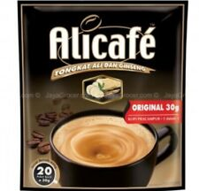 Alicafe Coffee Arabica Beans & Anchovies ( ikan Bilis )